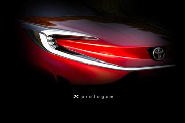 Toyota komt met X-Prologue Concept