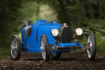 Bugatti's betaalbare EV is productieklaar
