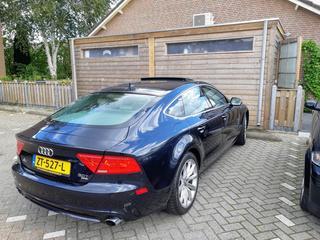 Audi A7 Sportback 3.0 TFSI quattro Pro Line (2014)