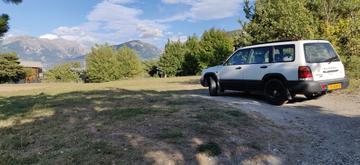 Subaru Forester 2.0 AWD (1998)