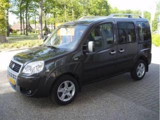 Fiat Doblò 1.4 8v Malibu (2007)