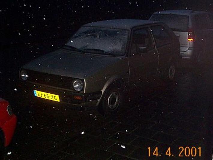 Volkswagen Golf C 55KW AUT (1984)
