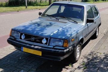 In het Wild: Volvo 340 (1984)