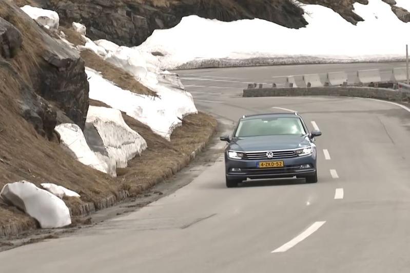 Volkswagen Passat Duurtest afscheid
