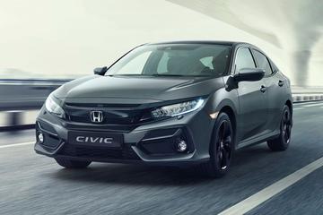 Honda Civic ontvangt modeljaarupdate