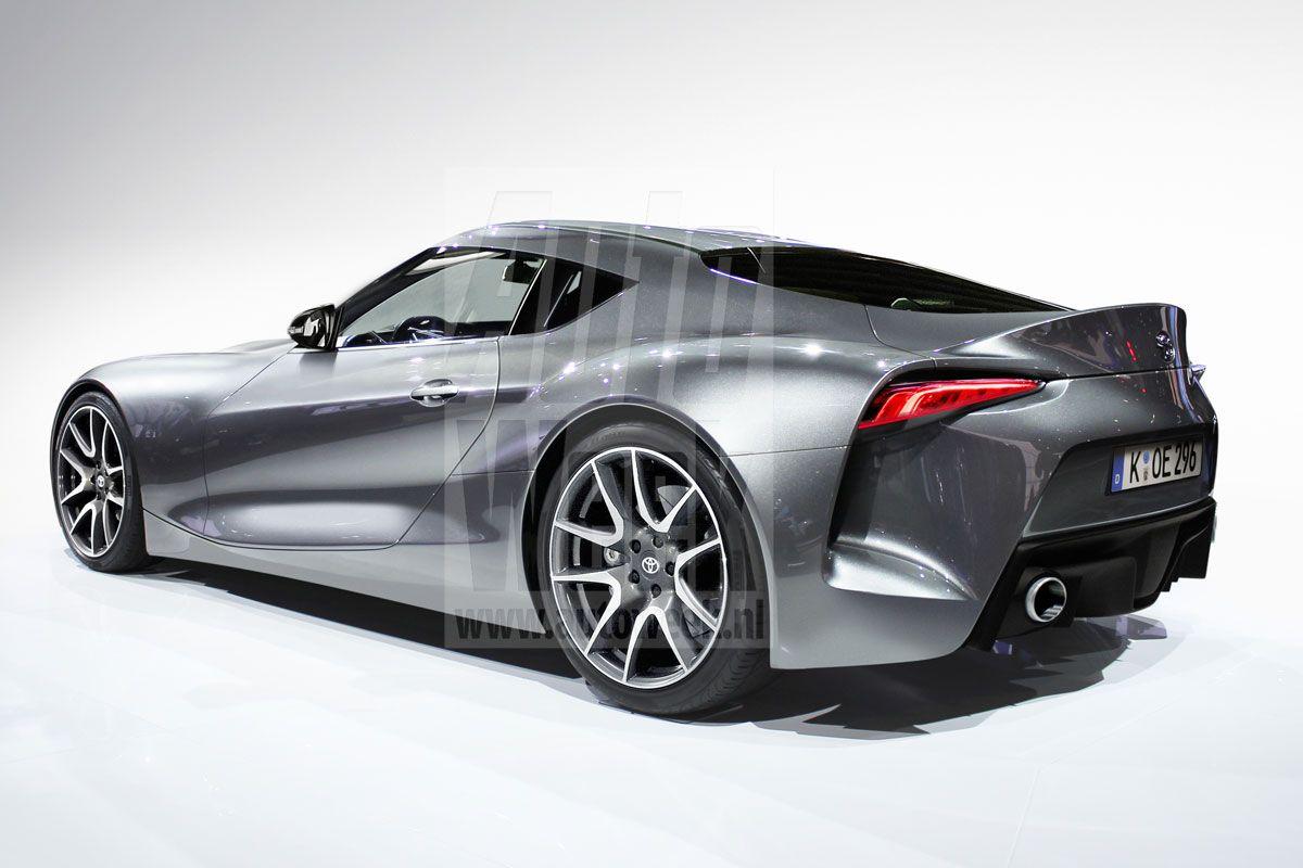 Blik To The Future Toyota Supra En Bmw Z5 Autonieuws