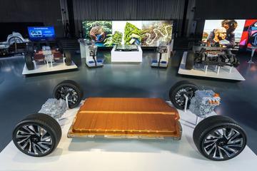 General Motors en Honda slaan handen ineen voor twee EV's