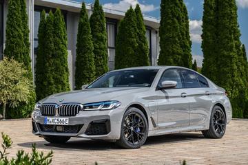 Prijzen voor nieuwe plug-ins BMW 5-serie bekend