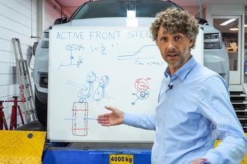 Active Front Steering – Cornelis schetst