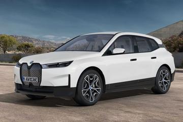 BMW iX – Back to Basics
