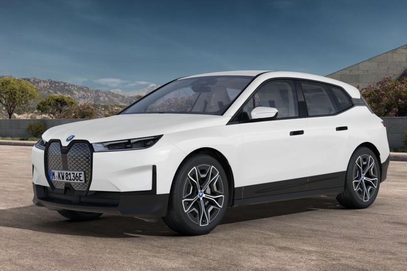 BMW iX back to basics