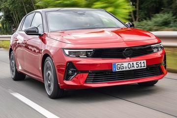 Opel Astra: motoren en specificaties bekend