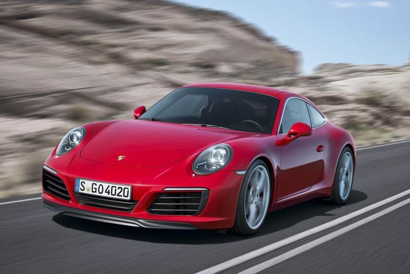 Porsche prijst 911 Carrera en Carrera S