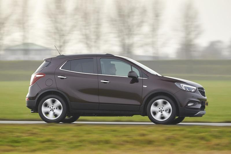 Opel Mokka X 1.4 Turbo Innovation automaat (2017)