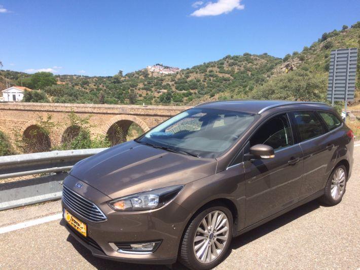 Ford Focus Wagon 1.0 EcoBoost 125pk Titanium (2016)
