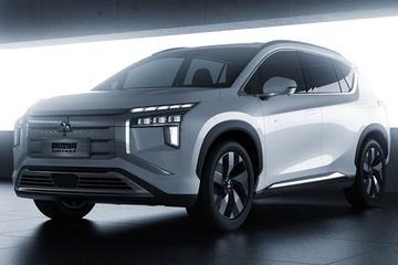 Mitsubishi Airtrek: nieuwe elektrische SUV