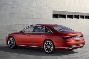 Prijzen Audi A8 bekend