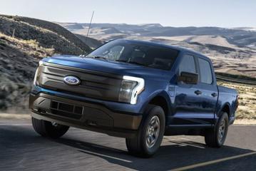 Ford belicht goedkopere Ford F-150 Lightning 'Pro'