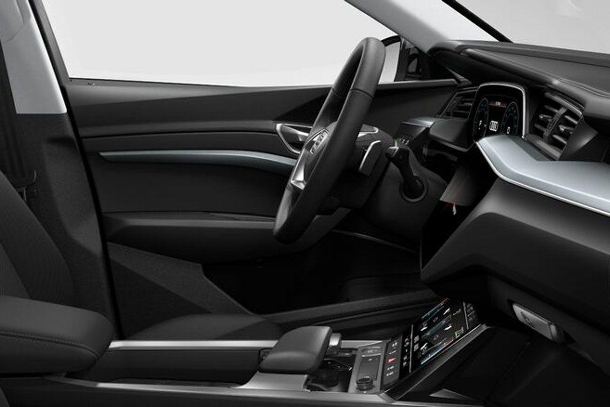 Audi e-tron Back to Basics