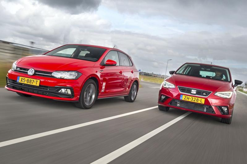 Seat Ibiza - Volkswagen Polo - Dubbeltest