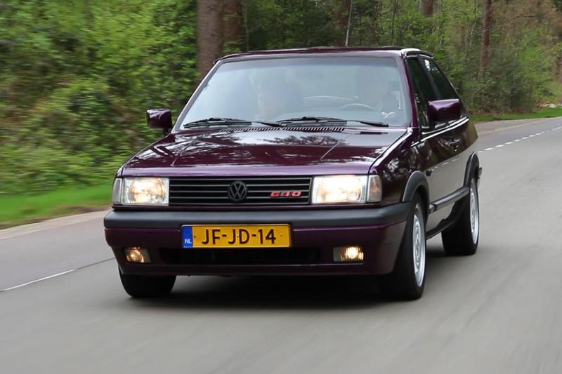 Volkswagen Polo G40 – 1994 – 501.697 km