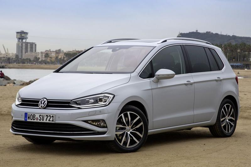 Volkswagen Golf Sportsvan 1.5 TSI ACT 130pk Comfortline (2018)