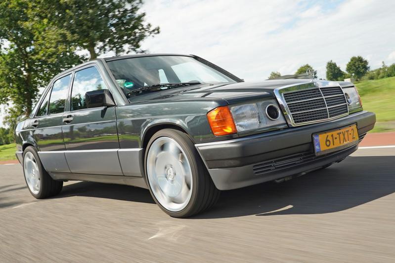 Mercedes-Benz 190 6.0 V12 - 1984 - Kloppend Hart