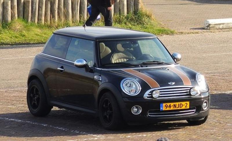 Mini Cooper Mayfair (2010)