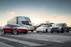 'Weer hoge manager weg bij Tesla'
