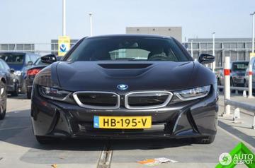 BMW i8 First Edition (2015)
