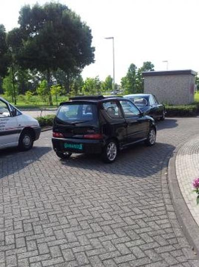 Fiat Seicento 1.1 Sporting Abarth (2003)