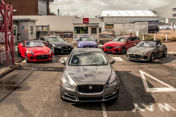 Jaguar sluit komst 'baby-Jags' niet uit