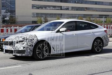 In beeld: facelift BMW 6-serie GT
