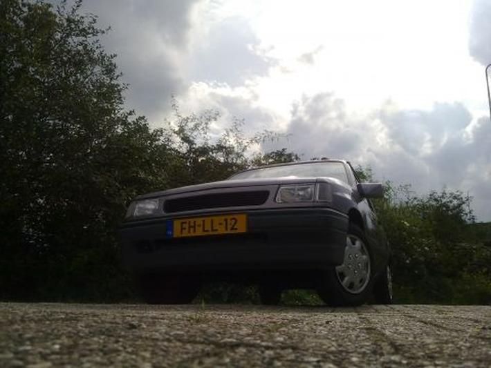 Opel Corsa 1.2i City (1992)