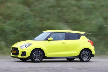 Prijs Suzuki Swift Sport met mild-hybridtechniek bekend