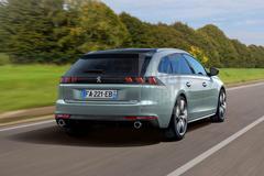 Peugeot warmt op voor komst 508 SW