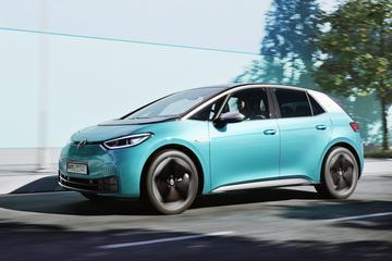 Volkswagen belicht ID.3 in detail