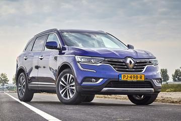 Schaduwspeler: Renault Koleos