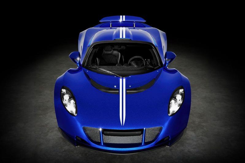 Productie Hennessey Venom GT komt ten einde