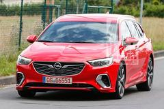 Ook Opel Insignia Sports Tourer krijgt GSi-label