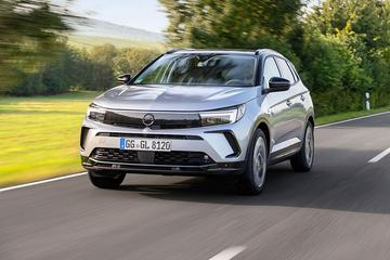Test: Opel Grandland