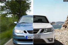 Facelift Friday: Saab 9-3