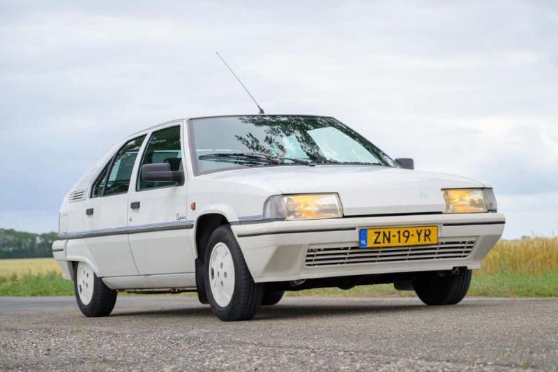 Citroën BX (1991)
