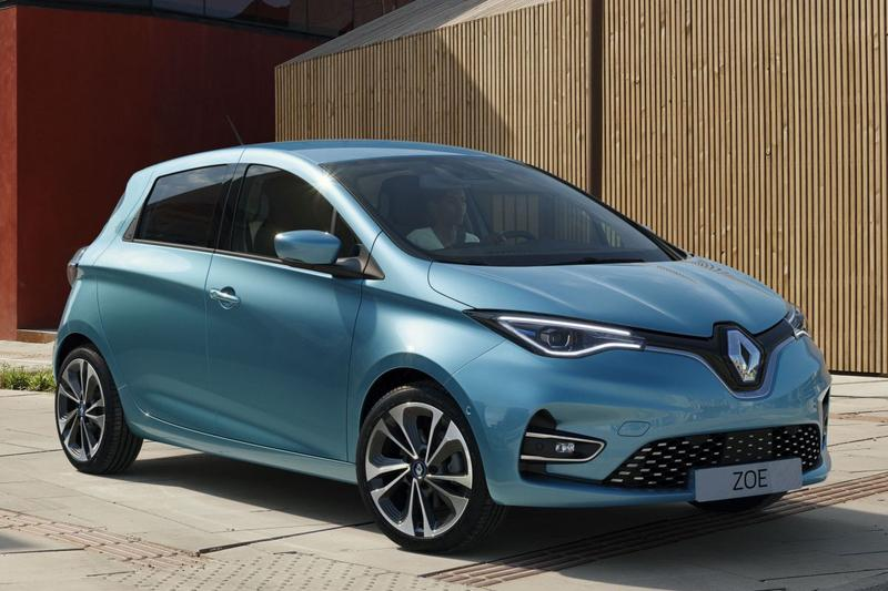 Renault Zoe R135 Edition One (2020)