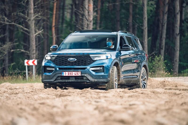 Ford Explorer & Ranger - Reportage