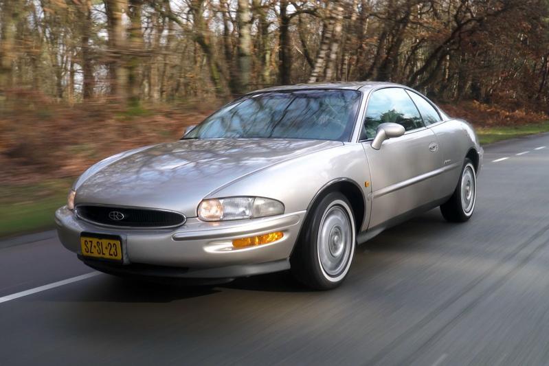 Buick Riviera (1998) – Klokje Rond Klassiek