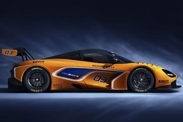 Eindelijk circuit-klaar: de McLaren 720S GT3