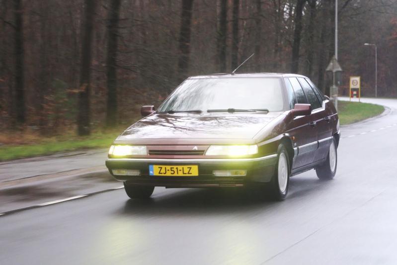 Citroën XM V6 (1991) - Klokje Rond Klassiek