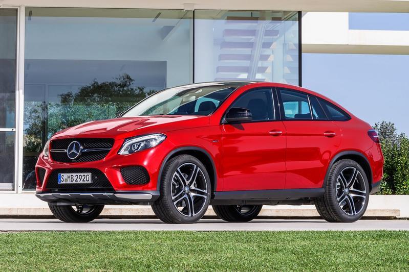 En De Mercedes Gle Coupe Kost Autoweek Nl