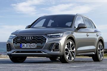 Audi geeft Q5, A6 en A7 Sportback plug-ins meer bereik